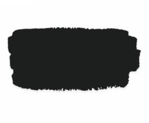 Coal black kleurstaal