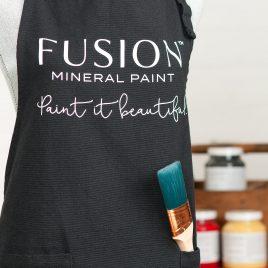 Verf schort Fusion
