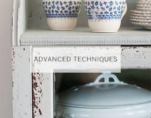 Technieken voor gevorderden