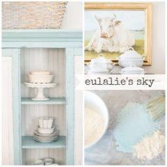 Milk Paint Eulalie's sky