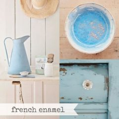 Milk Paint French enamel