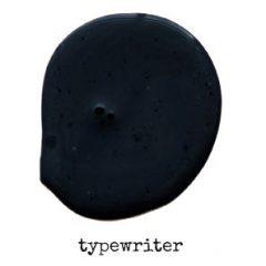 Milk Paint Typewriter