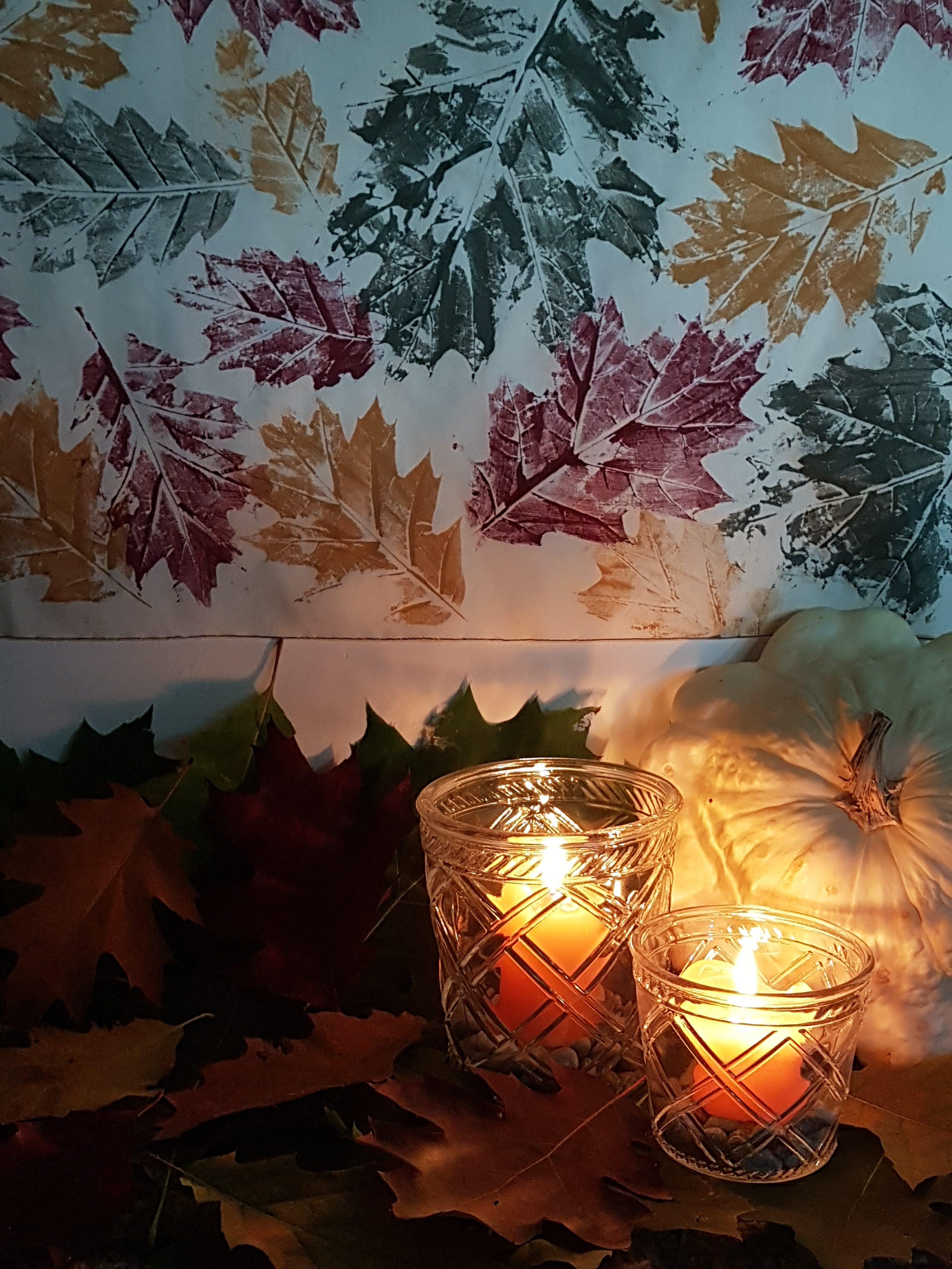 herfst deco DIY