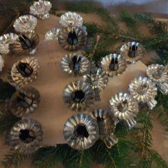 Kerstboomkaars houdertjes 8 st