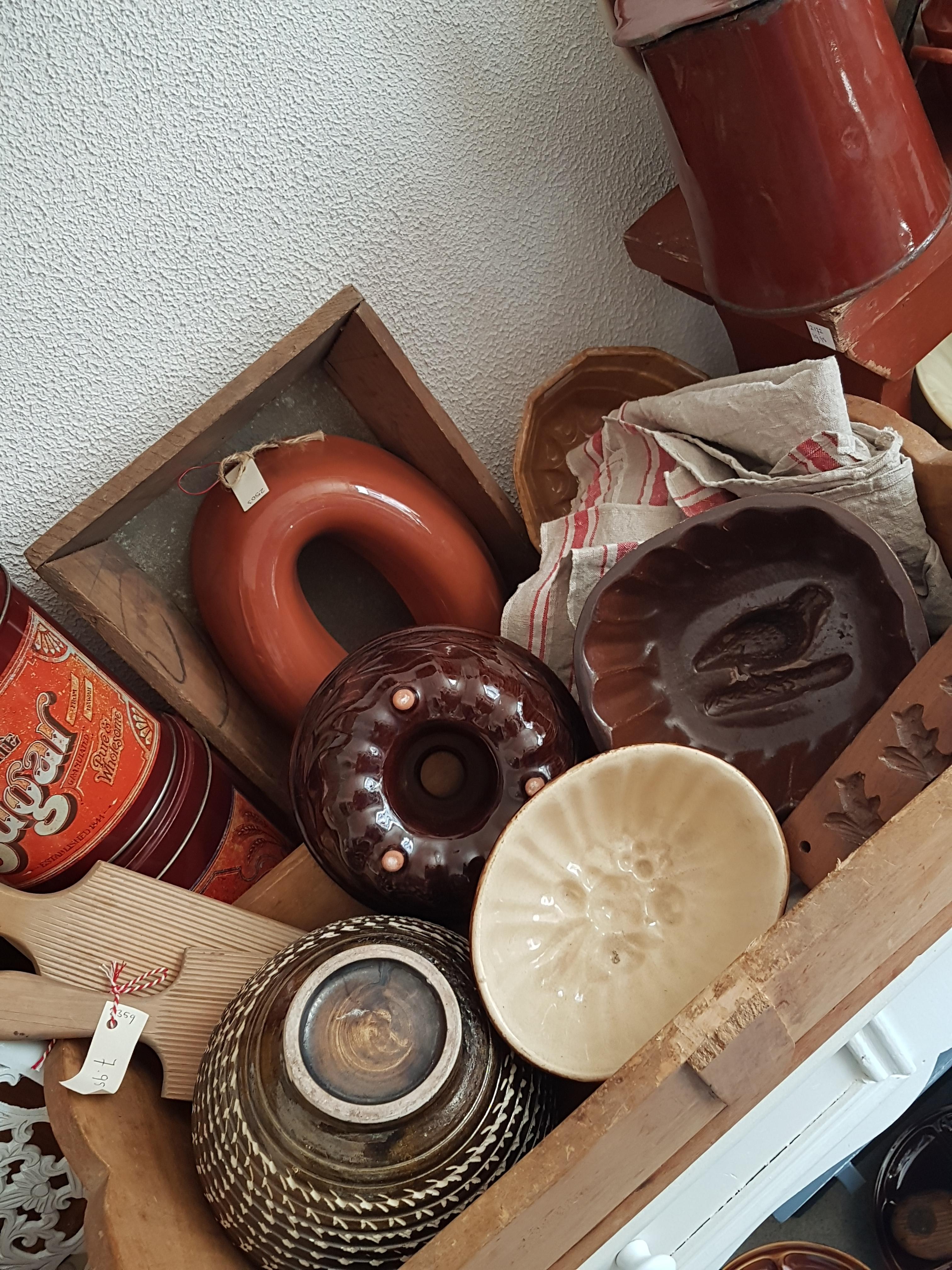 keuken aardewerk