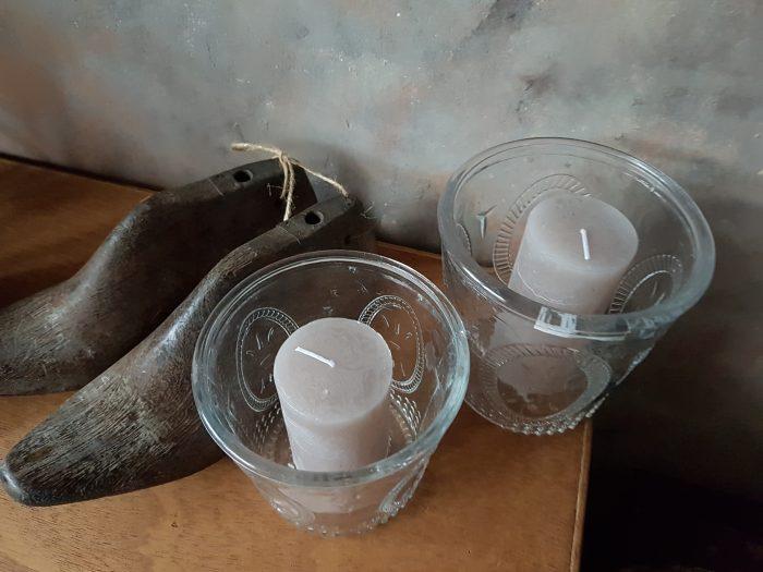 stomp kaarsen set