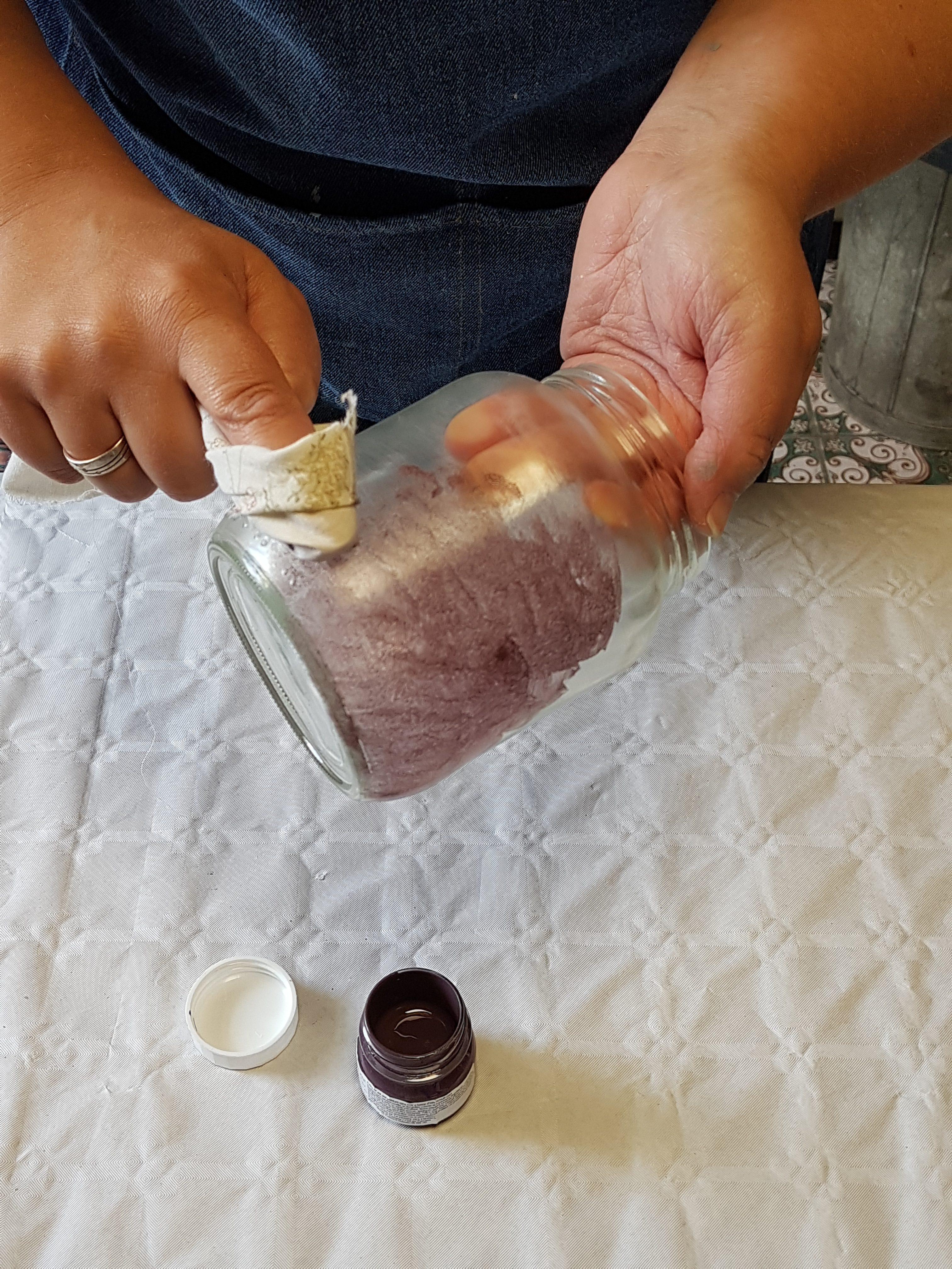 seaglass maken