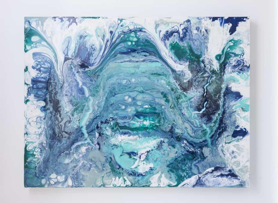 verfgieten canvas