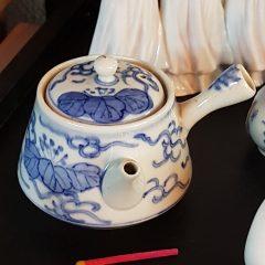 hand beschilderd kannetje