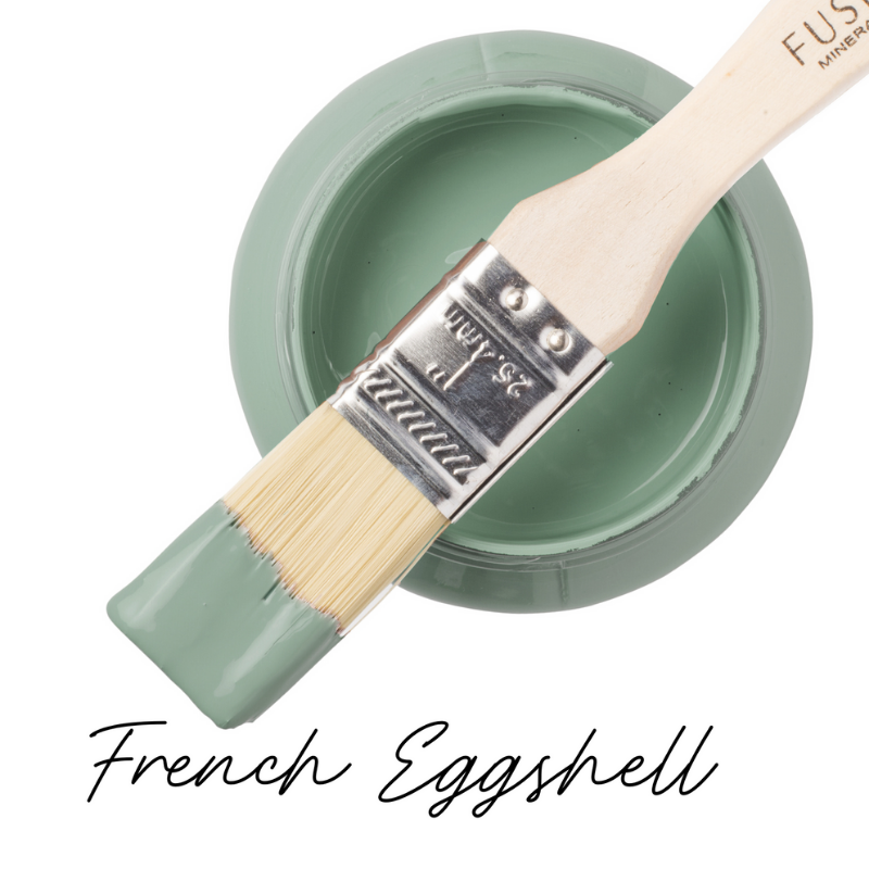 french eggshell fusion verf