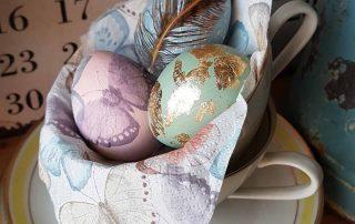 D.H.Z. paas eieren decoreren