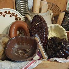 Puddingvormen en Bakvormen