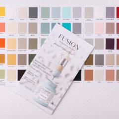 Kleurenkaart Fusion