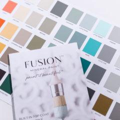 Fusion kleurkaart