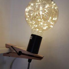 knijper lamp