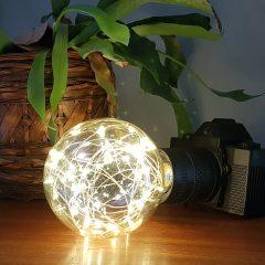 Lamp camera