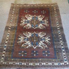 Oud Perzisch tapijt