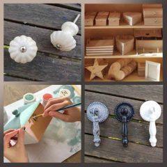 Kast knopjes & deco wood