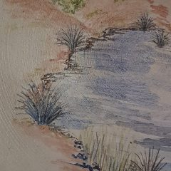 beschilderd wandbord bergen op zoom