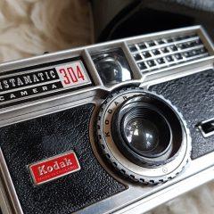 Vintage Kodak Instamatic camera 304