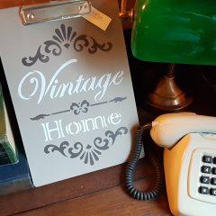 Clipboard vintage home