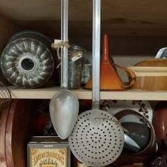 aluminium keuken gerei