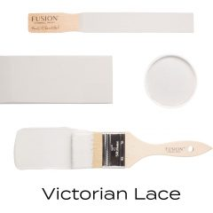 Victorian lace wit